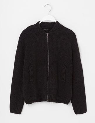 Bomber punto - Chaquetas y Jerseys - Homewear - España