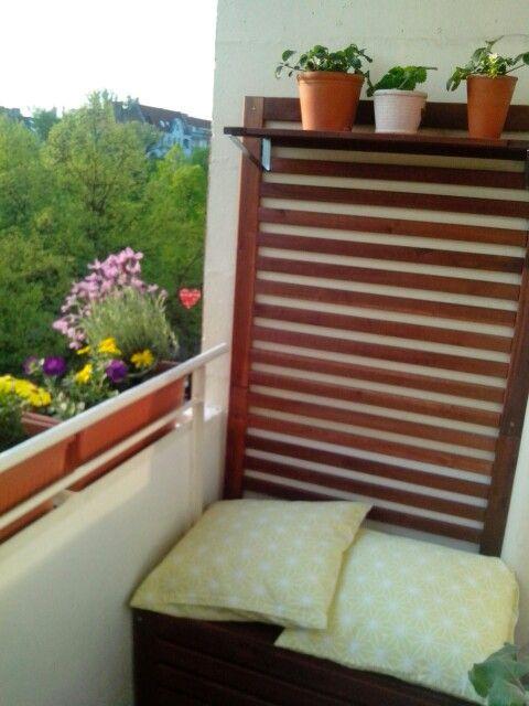 1000+ Bilder zu Balkon-Oasen auf Pinterest Terrasse, Terrasse und ...