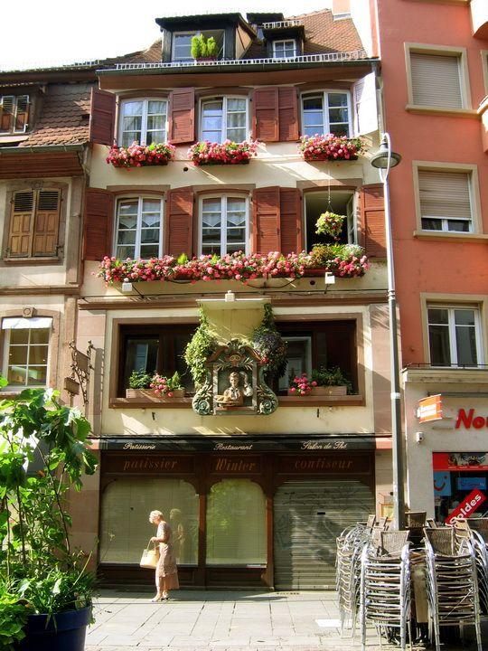 Путевые заметки. Страсбург. Часть 1 (Очарование старого города) - Город.томск.ру