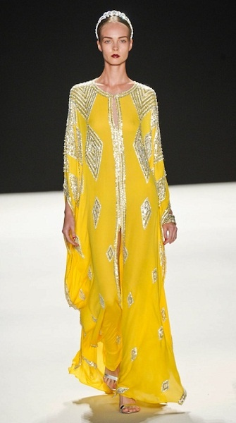 Naeem Khan Spring 2013 Rtw Collection