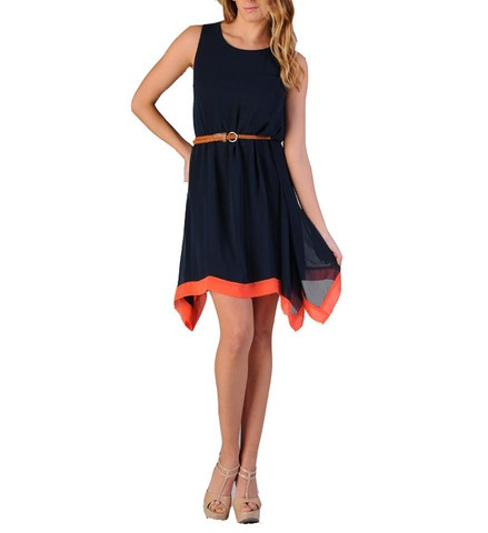 PERFECT for an Auburn game. This dress is ADORABLE!