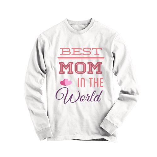 Best Mom In The World dari Tees.co.id oleh Geekster.Inc