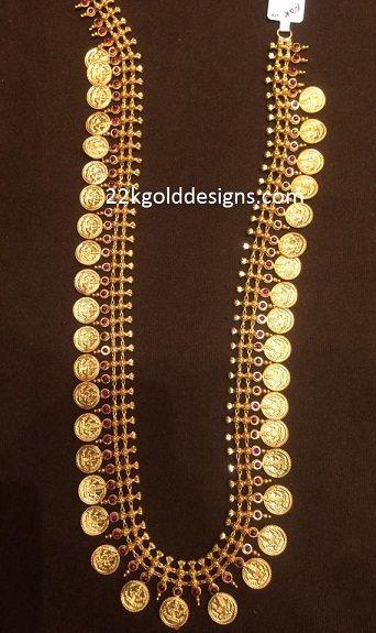 50grams Gold Long KasuMala