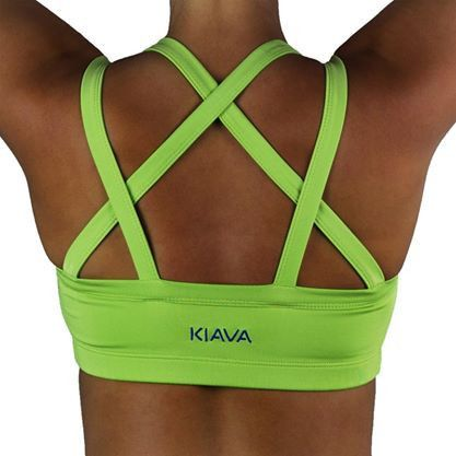 """This company, Kiava, has some nice stuff - is not only eye catching, but it provides maximum support for any HIGH Impact activities which require """"things"""" to stay in place."""