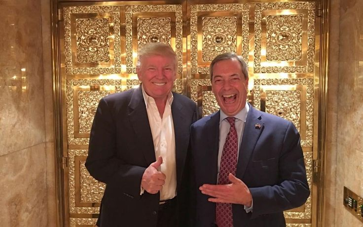 Donald Trump will consult Nigel Farage about any policy proposals which will affect the UK before he contacts Theresa May, according to the Ukip leader's aides.