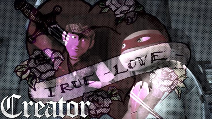 Raph/Casey - True Love TMNT 2012 Special for Katerina ♫