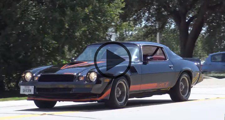 Retro Flashback! 1979 Chevy Camaro Z/28 - https://www.musclecarfan.com/retro-flashback-1979-chevy-camaro-z28/
