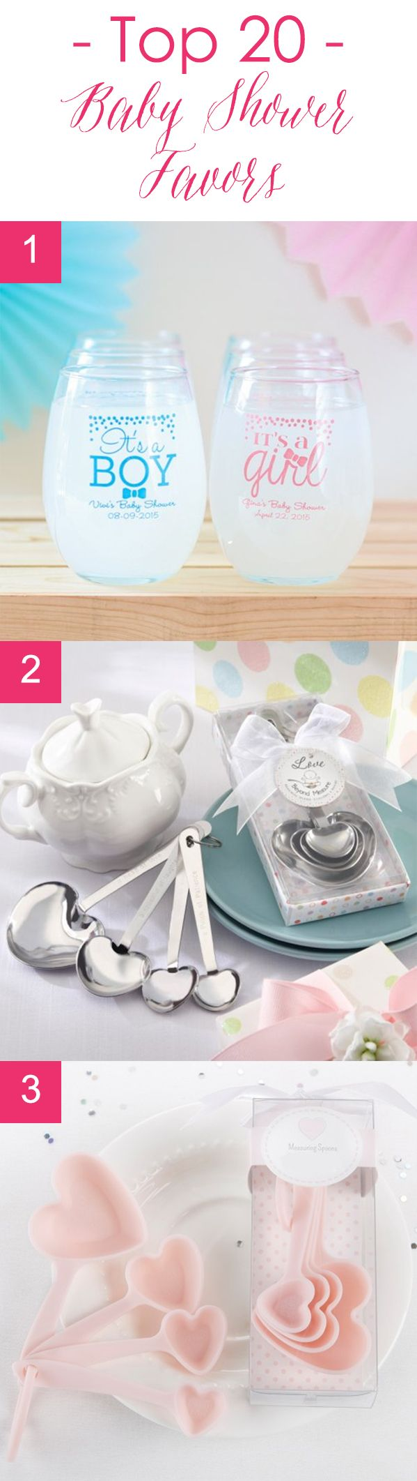 Planning a baby shower Find the best