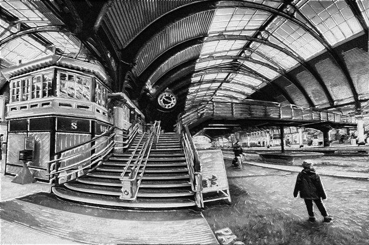 Station Footbridge