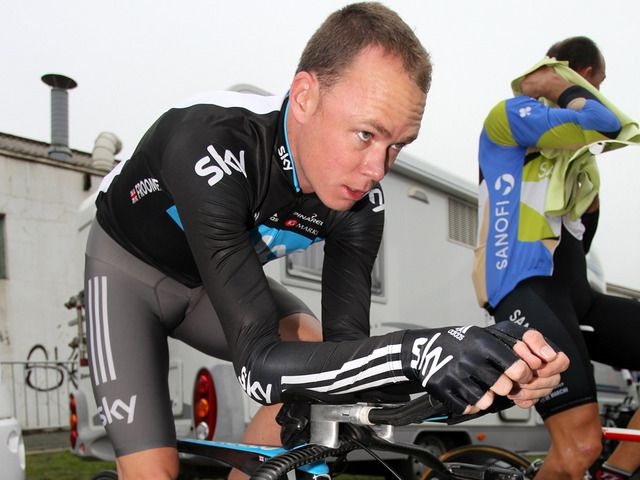 Chris Froome in Pole Position to Continue British Success In Tour De France