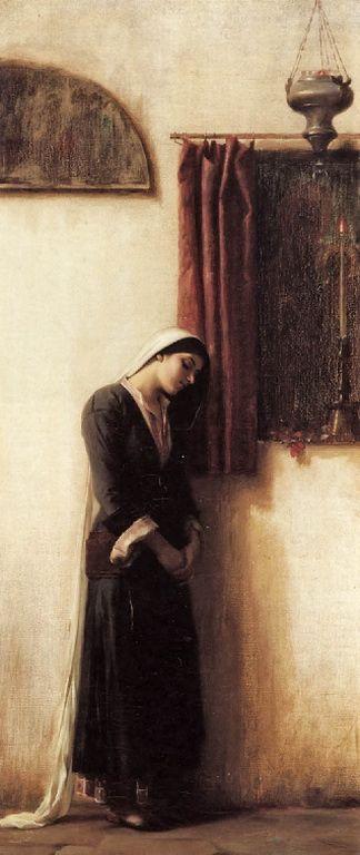 Ράλλης Θεόδωρος – Rallis Theodoros [1852-1909), Thinking...