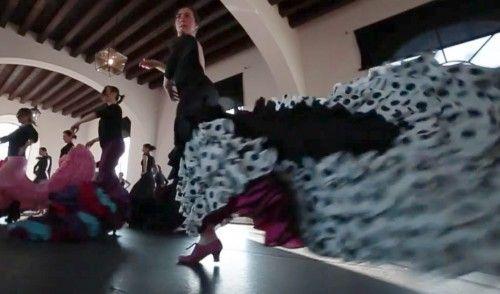 Los cursos de baile flamenco del Festival de Jerez 2016 alcanzan ya el 70% de ocupación