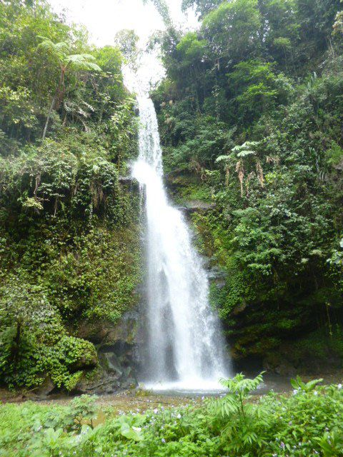 Coban Siuk, Malang, East Java, Indonesia