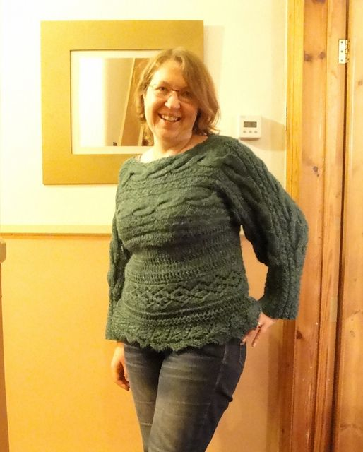One of my favourite Louisa Harding sweaters
