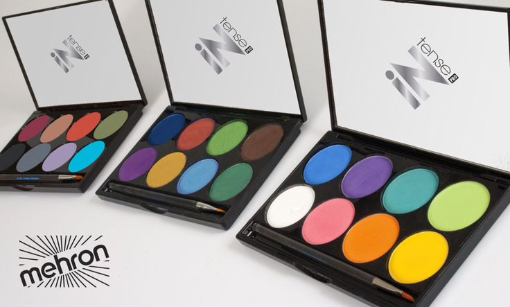 Mehron Cosmetics and Special Effects Makeup...comes highly recommended!