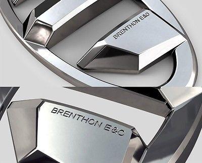 BRENTHON Horn Cap & Front & Rear New Emblems x 3 for KIA 2011-2014 Sportage