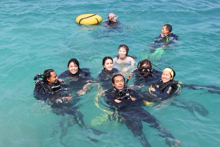 Our diving trip to Sepa Island