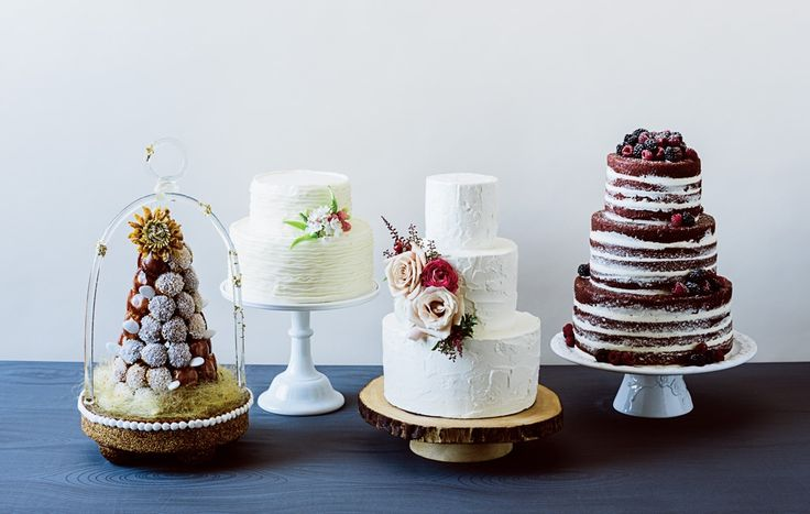 Wedding Cakes | Avenue Calgary Weddings