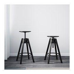 IKEA - DALFRED, Tabouret de bar, Réglable en hauteur.