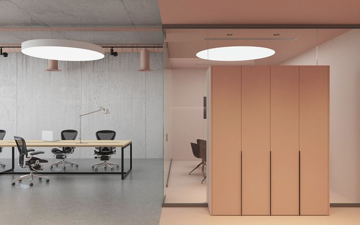 Office P by Emil Dervish http://mindsparklemag.com/design/office-p/ #minimal #interior #design