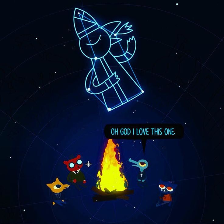 Night in The Woods!!!!