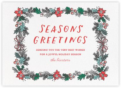 102 best corporate holiday cards images on pinterest online holiday cards beneconnoi - Holiday Cards Online