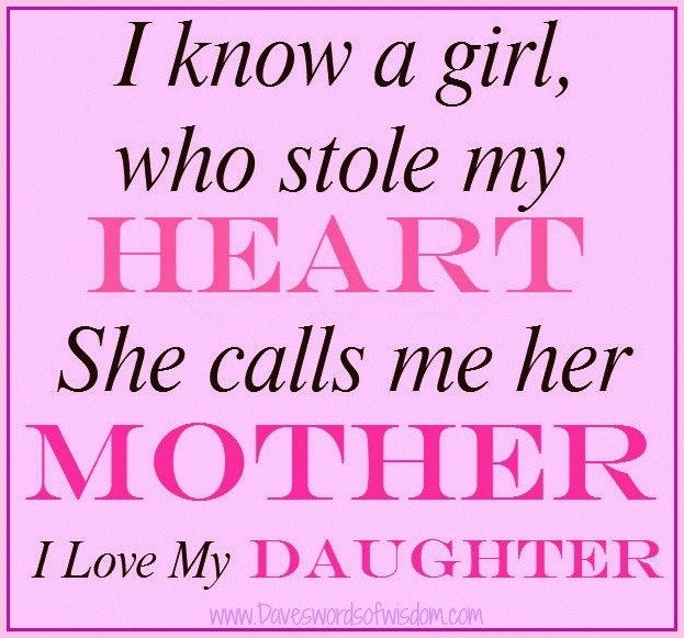i love my daughter quotes graphics - photo #9