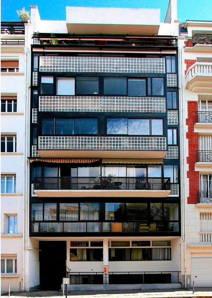 17 best images about le corbusier on pinterest pierre for Le molitor paris