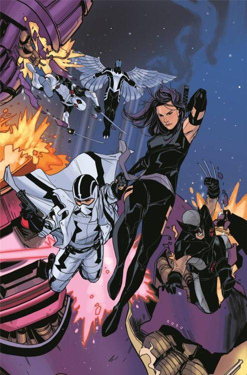 uncanny x-force 16 cbr  comics