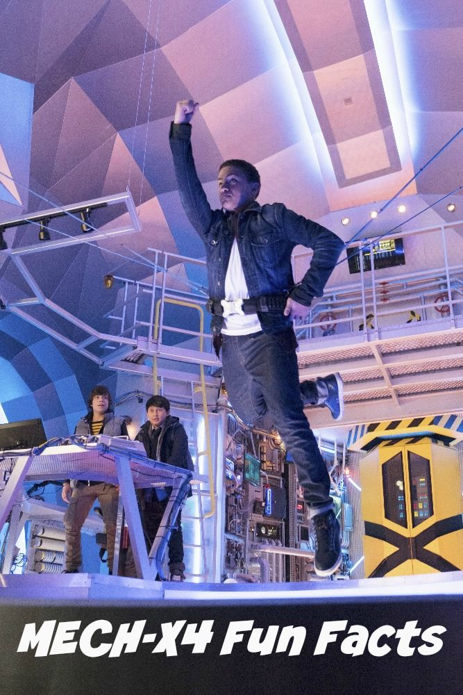 I'm loaded with MECH-X4 Fun Facts after interviews with creator of MECH-X4, Steve Marmel, & Executive Producer Anupam Nigam!  via @momontheside