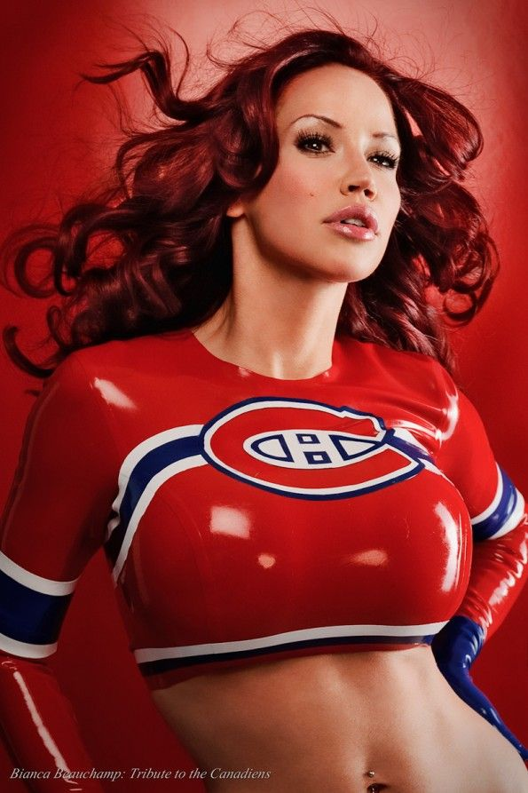 HABS on Pinterest | Hockey, Montreal Canadiens and Super Girls