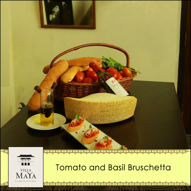 For #robust #flavours and a #loving #ambiance, rely on #VillaMaya! :)