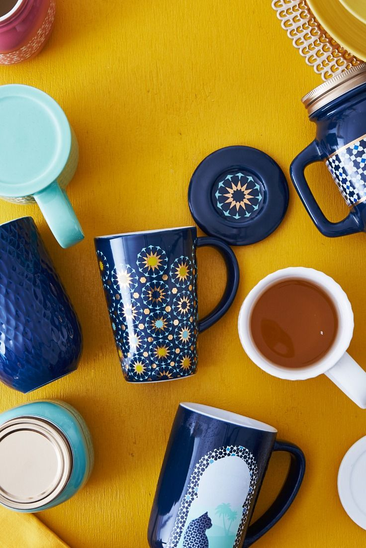 Drink in colour with our latest accessories! Which mug have you got your eye on?