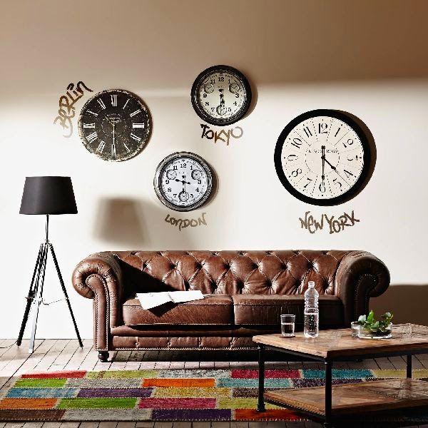 Sok-sok óra, ami feldobja otthonodat