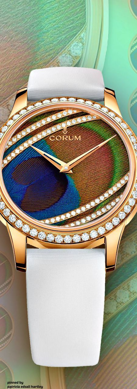 Corum - womens big watches, sale womens watches, unique womens watches