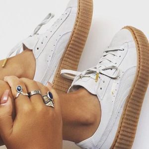 White Creepers Clothing, Shoes & Jewelry - Women - Shoes - women's shoes - http://amzn.to/2jttl6P