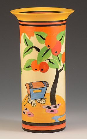 Clarice Cliff Pottery, William Moorcroft Pottery, Other Ceramics, Deco Arts & Interiors | Archive List