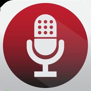 Grabdora de voz es una aplicación de grabación de voz de alta calidad.