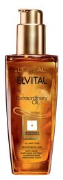 Elvital Oil Normal 100 ml, l'Loreal Haircare, Hair oil. Perfectly balanced, smells heavenly!