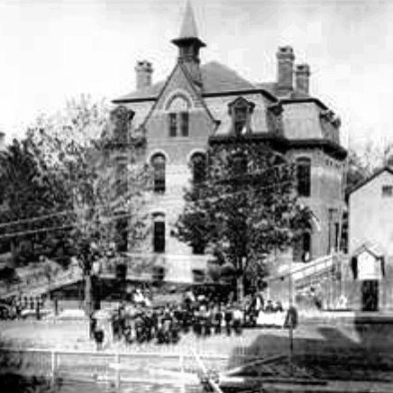 Meriden reform school 1933, Meriden Connecticut