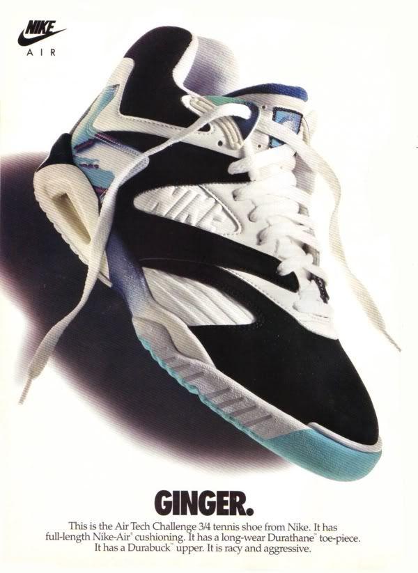 Nike Air Tech Challenge 3/4