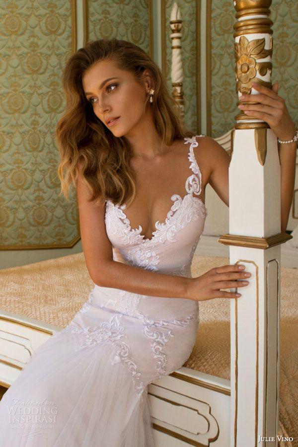 Julie Vino Fall 2015 Wedding Dresses #weddingdream123