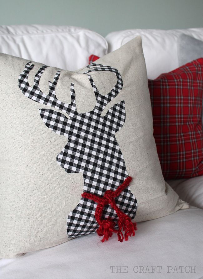 Buffalo Check Christmas Decor Ideas – Lolly Jane