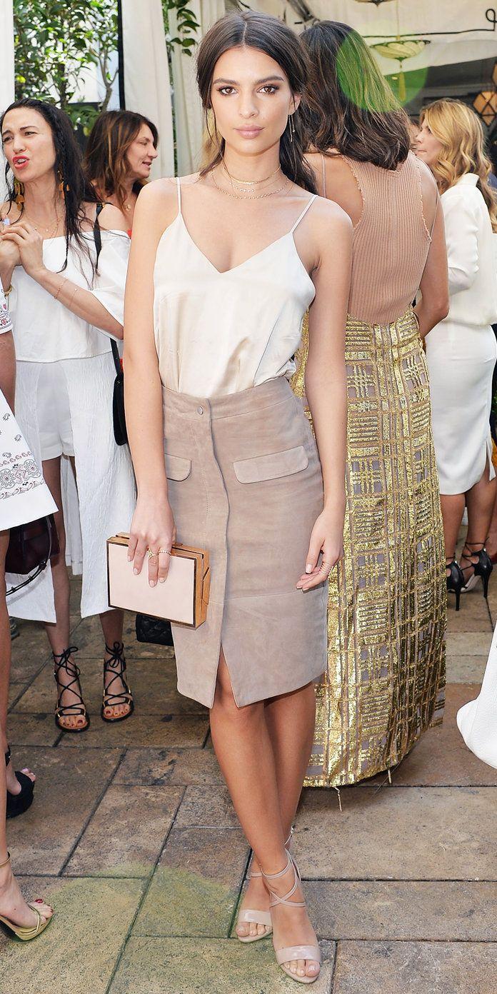Emily Ratajkowski's Best Street Style Looks Ever | InStyle.com