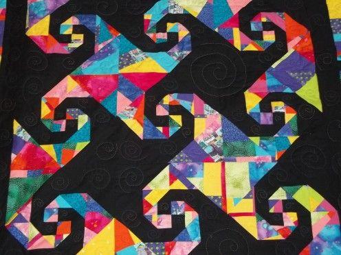 Snail Quilt Pattern Free Quilt Pattern