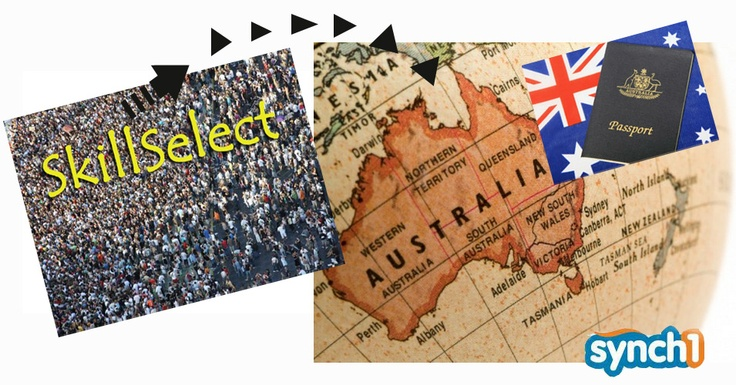 skillselect- a new online services which helps you get an Australia visa faster, or at least that is the purpose.