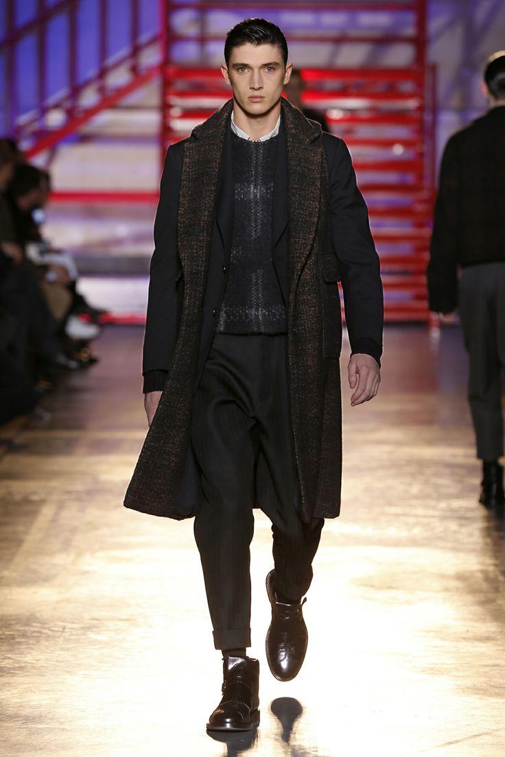 CERRUTI 1881 PARIS FW 14-15 Men's Fashion Show - Look 9