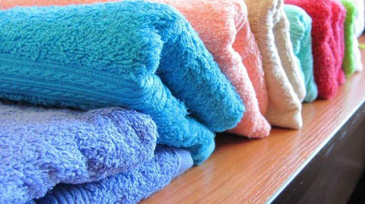 Махровые полотенца вернут себе состояние новых, и даже лучше. Вы просто раньше не знали, что нужно делать!