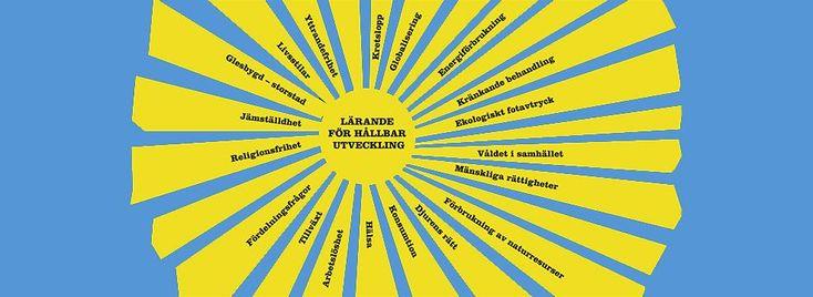 Den svenska läroplanen är tydlig med att skolan har en skyldighet att ge eleverna verktyg för att kunna förstå hur miljö, ekonomi, hälsa och rättvisa hänger ihop. Här har vi samlat tips och länkar som underlättar arbetet med hållbar utveckling i skolan.