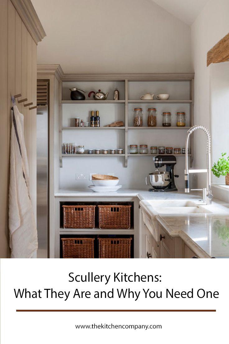 Scullery Kitchens   Kitchen redesign, Kitchen design, Country ...
